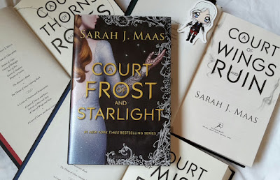 Rezension: A Court of Frost and Starlight