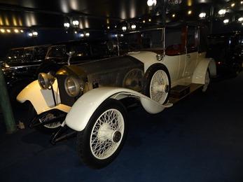 2017.08.24-243 Rolls-Royce landaulet Silver Ghost 1921