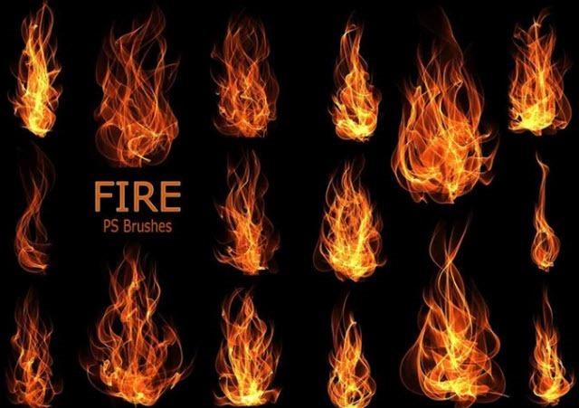 pennelli-di-fiamme