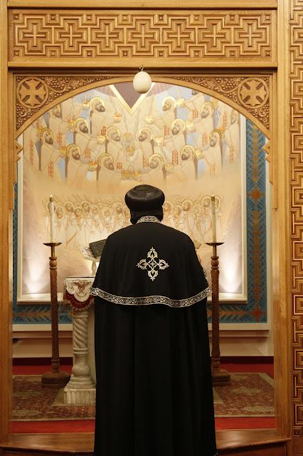 His Holiness Pope Tawadros II visit to St. Mark LA - _MG_0529.JPG