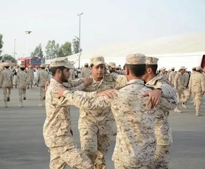 الجوازات السعودية تعلن فتح باب التسجيل للحصول علي رتبة جندى للرجال