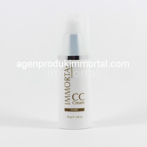 12 Manfaat CC Cream Immortal yang anda harus tahu