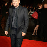 WWW.ENTSIMAGES.COM -  Andy Serkis   arriving at    58th BFI LFF - The Imitation Game - opening film at Odeon Leicester Square, London October 8th 2014A biopic of Alan Turing, which opens this year's BFI London Film Festival.                                                    Photo Mobis Photos/OIC 0203 174 1069
