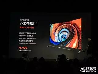 Xiaomi SmartTv Specs