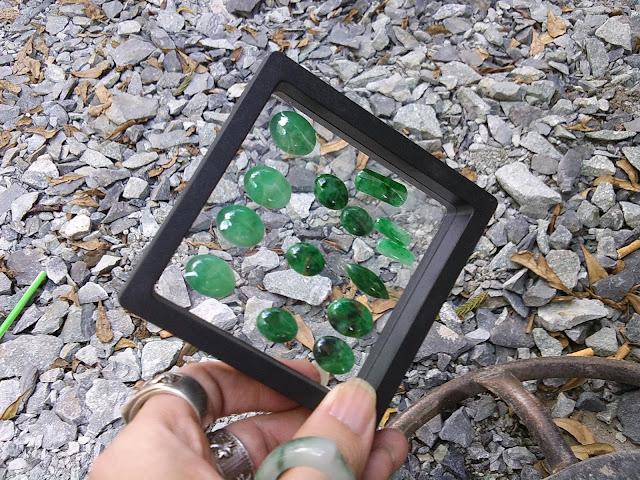 Natural Jade, ngọc cẩm thạch Myanmar