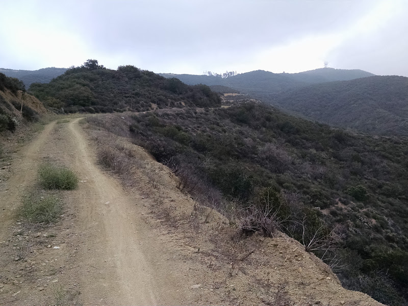 Santa Ana Mountains Traverse • Blackstar Canyon