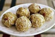 Shakkarkandi Ke Laddu | Sweet Potato Laddu Recipe