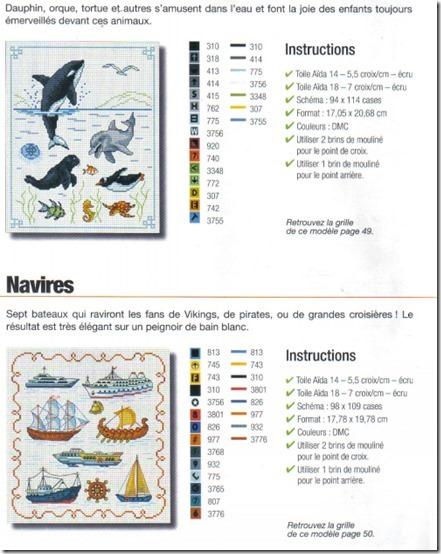 delfines punto de cruz  (1)