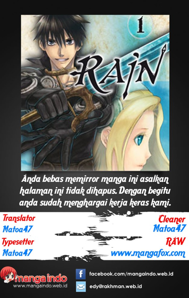 Rain: Chapter 28 - Page 1