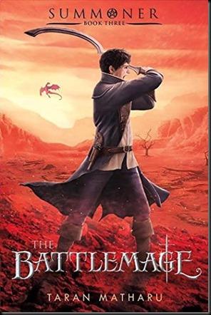 The Battlemage  (Summoner #3)