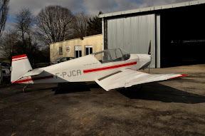 Jodel D112 F-PJCA