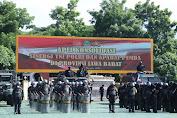 Apel Konsolidasi Sinergi TNI,Polri Dan Aparat Pemda Dalam Rangka Pengamanan Pilkada