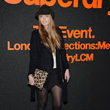 WWW.ENTSIMAGES.COM -  Katie Readman   at   The Superdry AW14 event, London Collections: Men at The Old Sorting Office, 21-23 New Oxford Street Jan 7th 2014                                                     Photo Mobis Photos/OIC 0203 174 1069