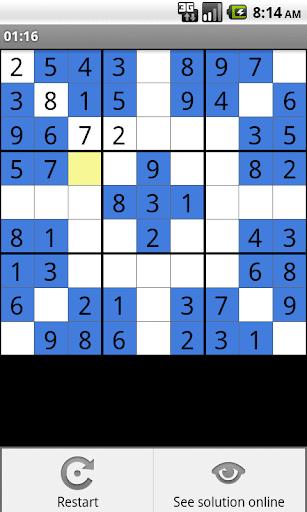 Daily Sudoku Free apktram screenshots 2