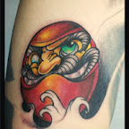 bad - Daruma Dolls Tattoos Pictures
