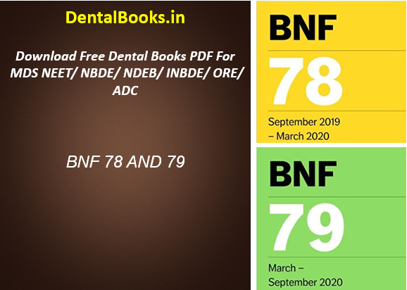 British National Formulary 78 AND 79 PDF
