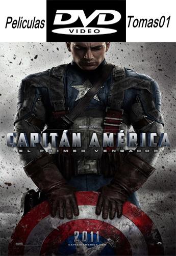 Capitán América: El Primer Vengador (2011) DVDRip