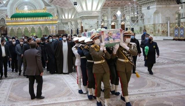 """Iran tuduh """"Israel"""" sebagai dalang pembunuhan Fakhrizadeh"""