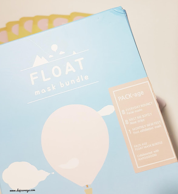 Float Mask Bundle by PACKage