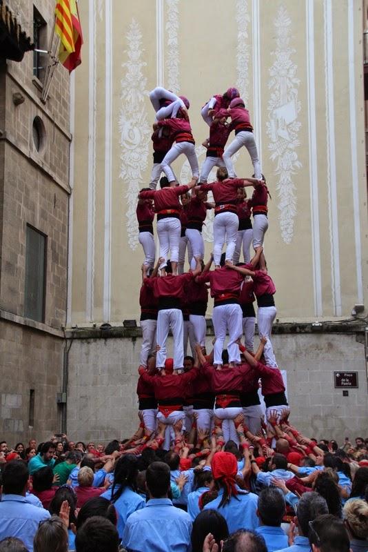 Actuació 20è Aniversari Castellers de Lleida Paeria 11-04-15 - IMG_8911.jpg