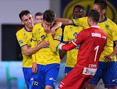 Gelegenheidsverdediger Wolke Janssens (STVV) emotioneel na winning goal tegen Westerlo