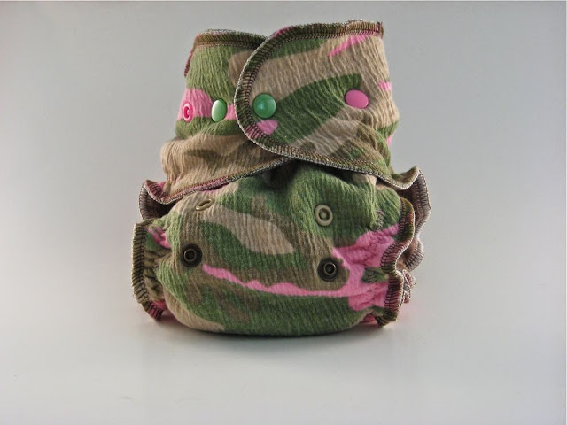 Camo OS Organic Fitted