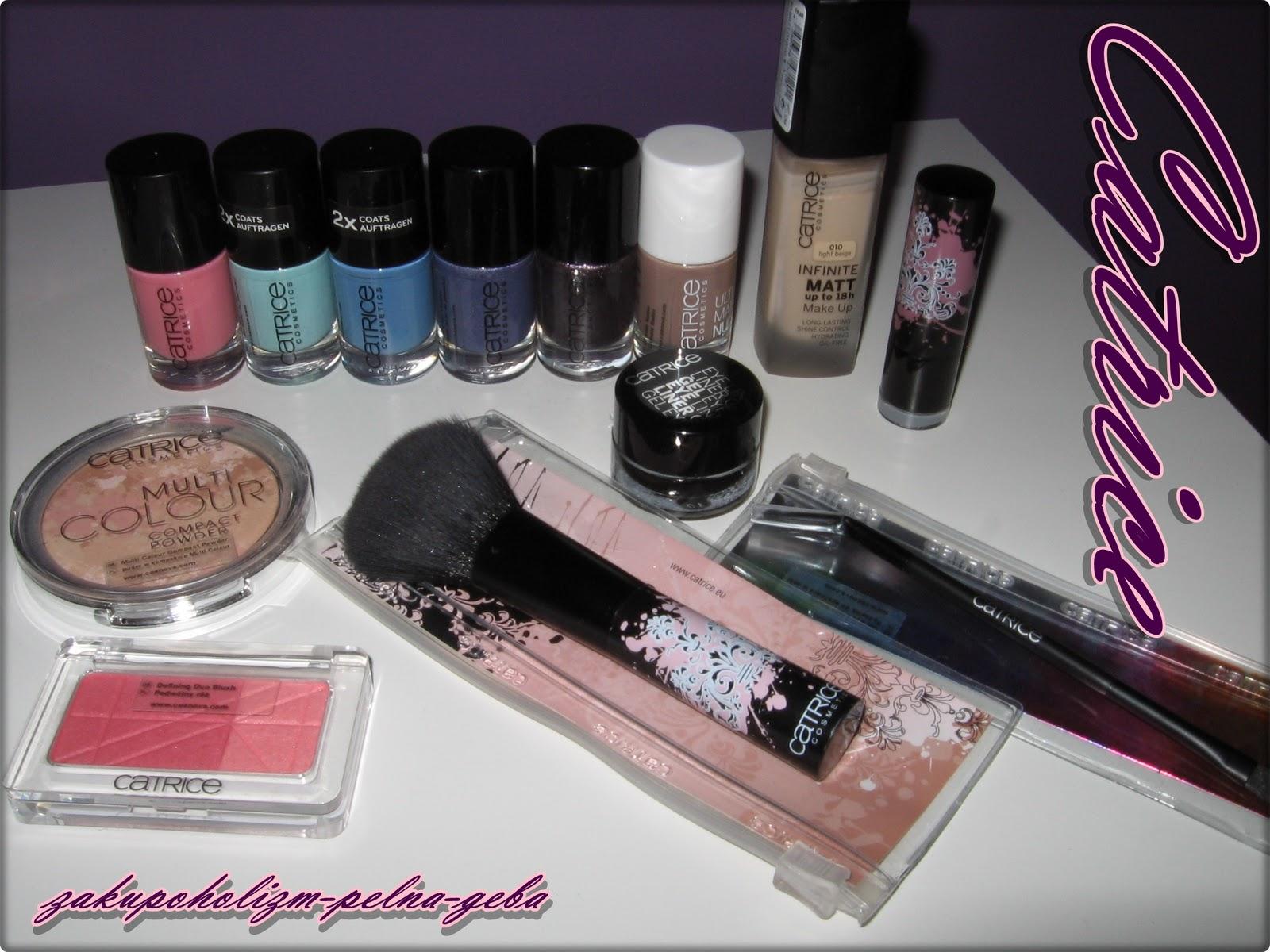 Zakupoholizm pełną gębą - po prostu :): Różowo-pigmentowo ;)
