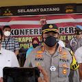 Polres Cianjur Berhasil Menangkap Mantan Kepala Desa Tersangka Korupsi Dana Desa