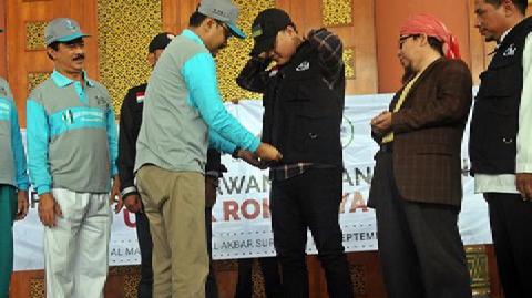 Wagub Jatim Lepas Relawan Ke Rohingnya