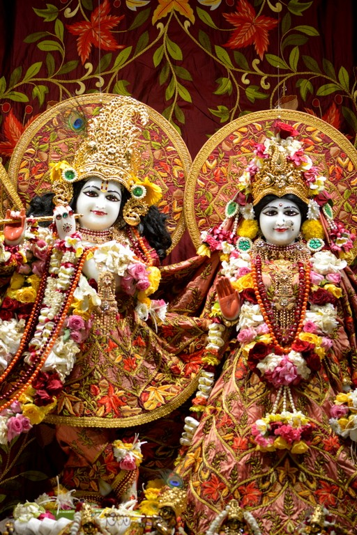 ISKCON Juhu Deity Darshan 28 Mar 2016  (17)