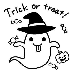 Dibujos De Fantasmas Halloween