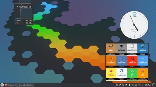 karcsúsítsa az ubuntu asztalt)