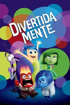 Baixar Filme Divertida Mente (2015) Dublado Torrent Grátis