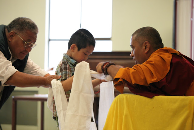 Special Tse-Wang blessings performed by Sera Lachi Monks in Seattle - IMG_0157Long%2BLife.JPG