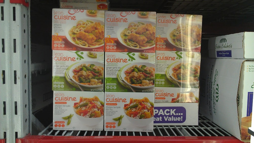Lean Cuisine #FrozenFavorites 6-Packs Now At Sam's Club