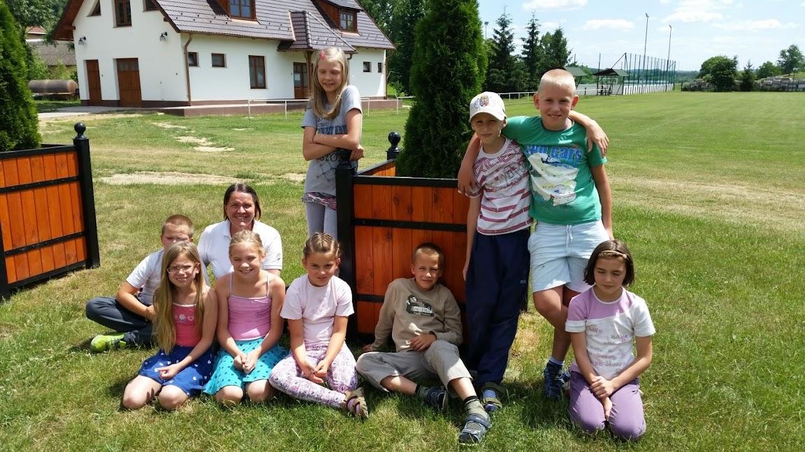 Napközis tábor a csővári általános iskolában - 2015.06.21.