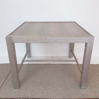 Cerused Wood Accent Table 1
