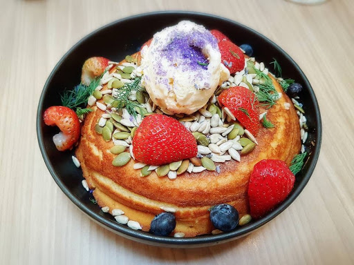 Berry Hotcakes from Curious Palette