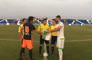 EN U23 : Valence Mestalla 1-1 Algérie