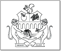 Monkey Island Crest