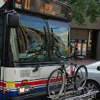 Bus-fietsenrek