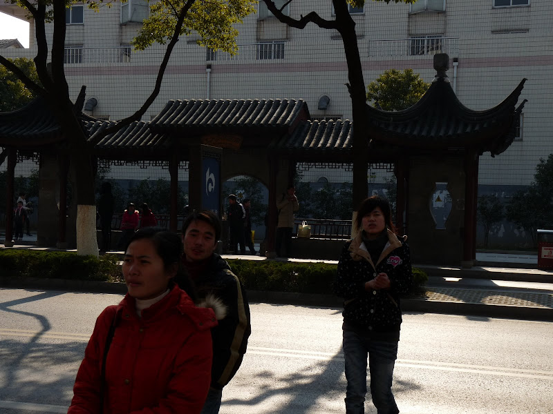 Su Zhou  De superbes arrêts de bus