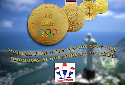 Voeux olympiques 2016