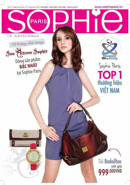 Sophie Paris Catalog 31