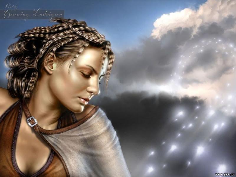 Nature Of Beautiful Angel, Magic Beauties 5