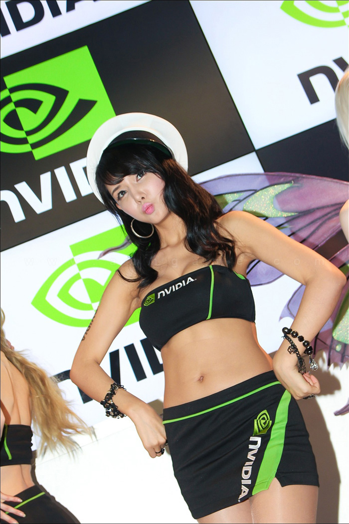 Showgirl G-star 2012: Cha Sun Hwa - Ảnh 40