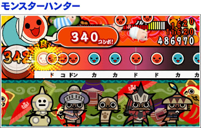 free Taiko no Tatsujin Portable DX for psp
