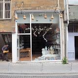 Ceramic Shop. Istanbul, 2011