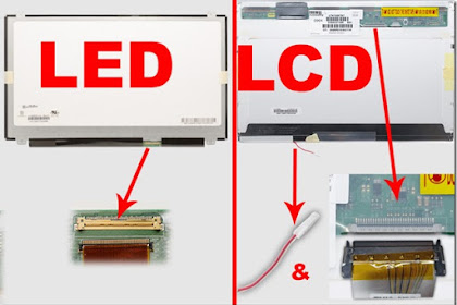 8 Jenis Kerusakan Layar Laptop dan Cara Memperbaikinya