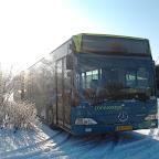 Mercedes Citaro van Connexxion bus 9111